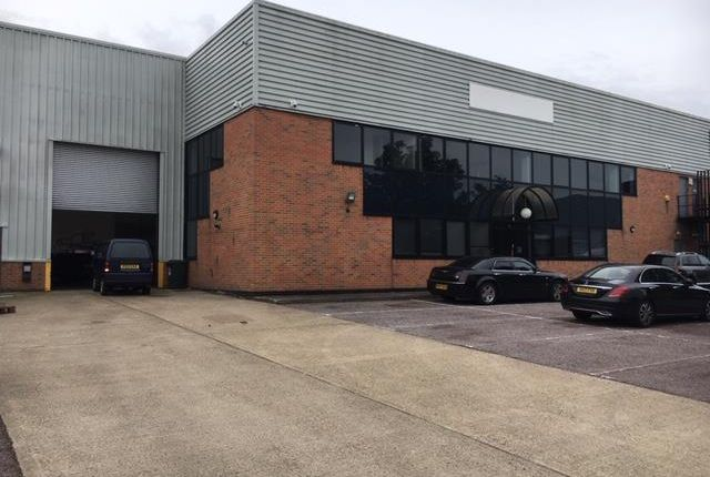Thumbnail Industrial to let in Unit 4, Stafford Cross Business Park, Stafford Road, Croydon, Surrey