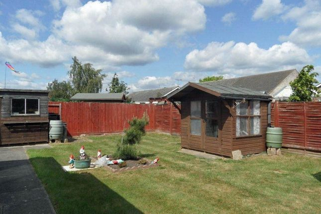 Thumbnail Bungalow to rent in Lindisfarne Road, Eye, Peterborough