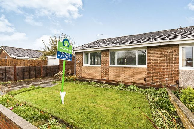 Thumbnail Bungalow for sale in Marion Avenue, Eaglescliffe, Stockton-On-Tees