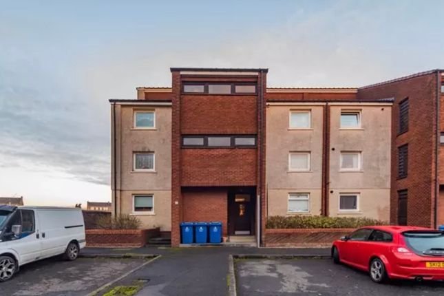 1 bed flat for sale in Corbett Court, Glasgow G32
