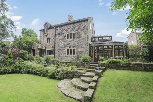 Thumbnail Detached house to rent in Simmondley, Glossop