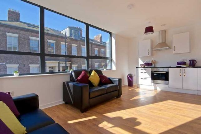 1 bed flat for sale in John Street, Sunderland