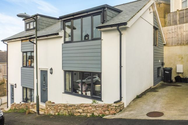 Thumbnail Semi-detached house for sale in Hoxton Road, Torquay