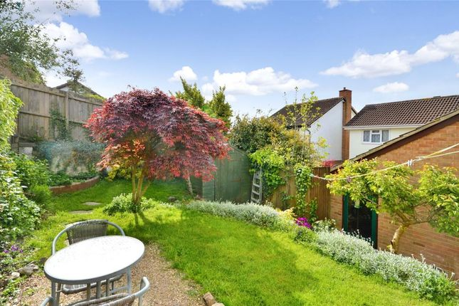 Garden of Southbrook Road, Bovey Tracey, Devon TQ13