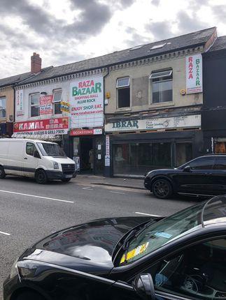 Retail premises for sale in Alum Rock Road, Birmingham