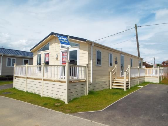Thumbnail Mobile Park Home For Sale In Alberta Holiday Faversham Road Seasalter