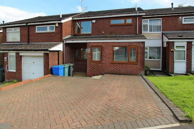 Thumbnail Mews house for sale in Tintern Avenue, Whitefield, Manchester