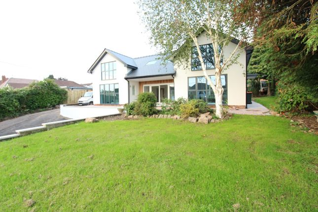 Thumbnail Detached house for sale in Bassaleg Road, Newport