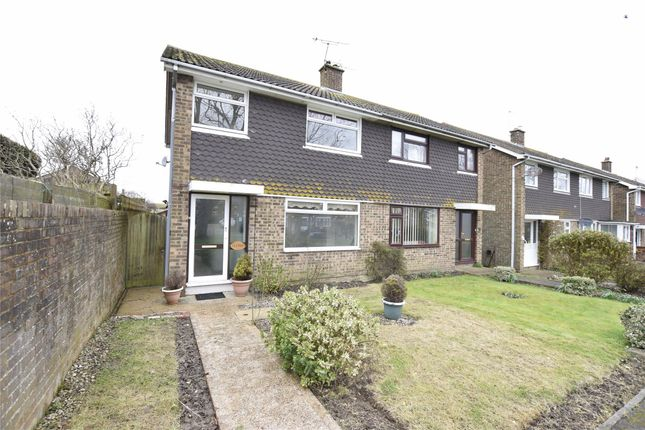 Thumbnail Property to rent in Gainsborough Crescent, Eastbourne, East Sussex