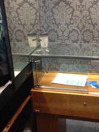 Internal Display Cabinet