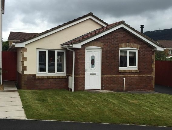 Thumbnail Detached bungalow for sale in Rowan Tree Avenue, Baglan, Port Talbot