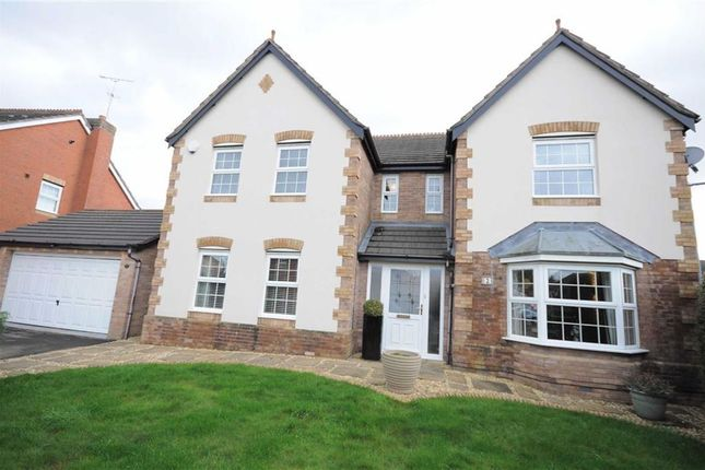 Thumbnail Detached house to rent in Maitland Grove, Trentham, Stoke-On-Trent
