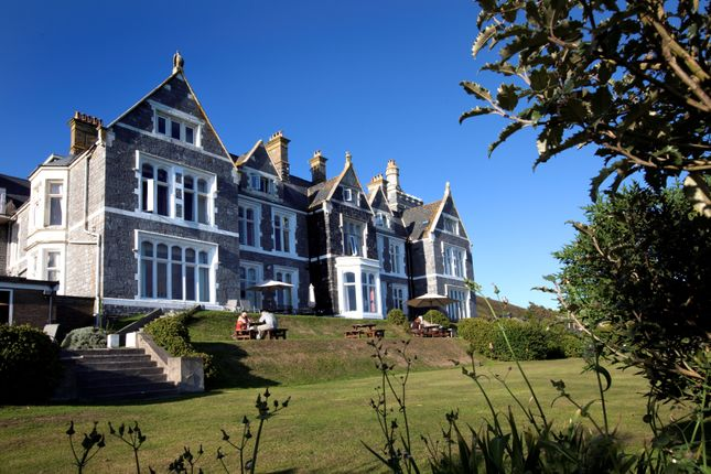 Thumbnail Detached house for sale in Whitsand Bay Hotel, Portwrinkle, Torpoint