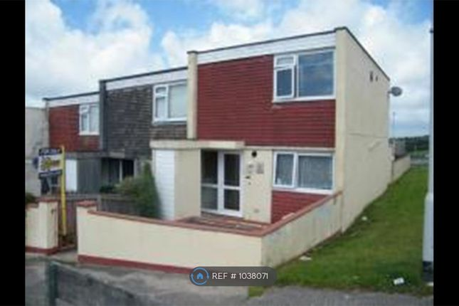 Thumbnail End terrace house to rent in Pillar Walk, Plymouth