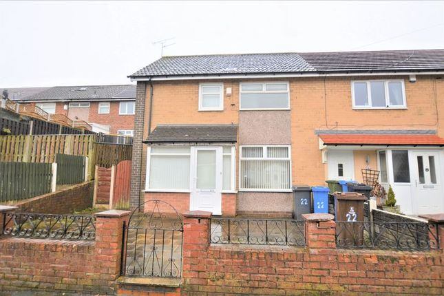 Thumbnail Semi-detached house to rent in Wardle Brook Avenue, Hyde