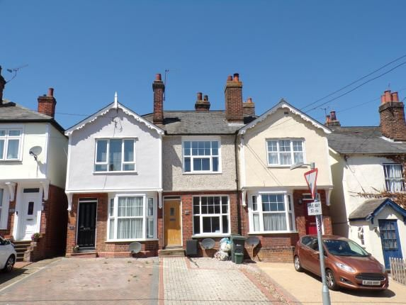 Thumbnail Terraced house for sale in Tidings Hill, Halstead