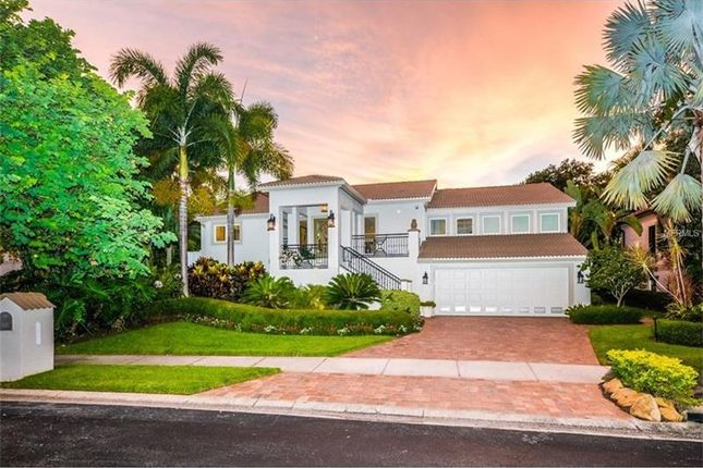 Property for sale in 3461 Bayou Sound, Longboat Key, Florida, 34228, United States Of America