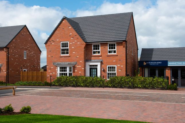 """Thumbnail Detached house for sale in """"Holden"""" at Black Firs Lane, Somerford, Congleton"""