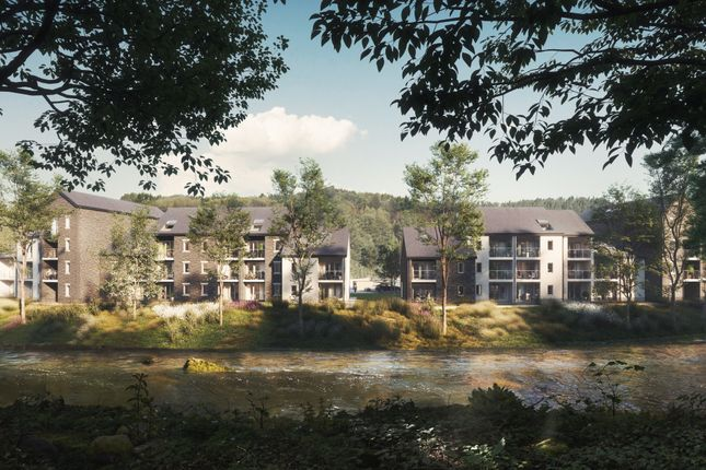 Thumbnail Flat for sale in Apartment 32, Ironworks, Backbarrow