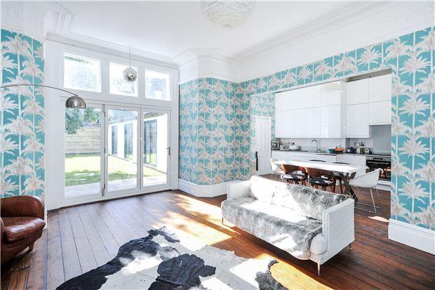 Thumbnail Flat for sale in Hall Floor Garden Apartment, Linden Road, Westbury Park, Bristol