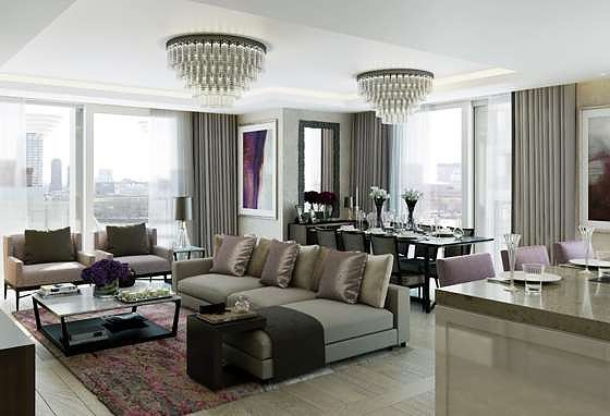 Thumbnail Flat to rent in Strand, Mayfair, London