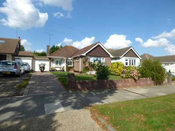 Thumbnail Bungalow for sale in Leigh-On-Sea, Essex, England