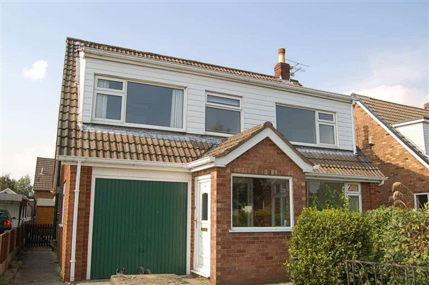 Thumbnail Property for sale in Worcester Avenue, Preston