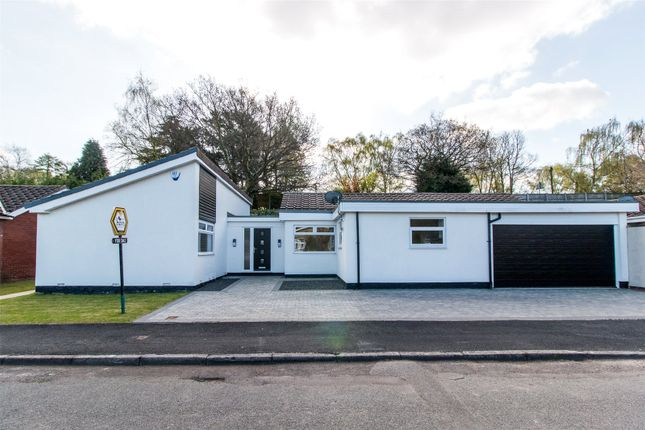 Thumbnail Detached bungalow to rent in Birchwood Dell, Doncaster