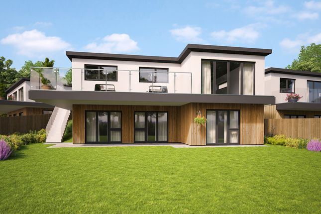 Thumbnail Detached house for sale in Bryn Isa, Glan Conwy