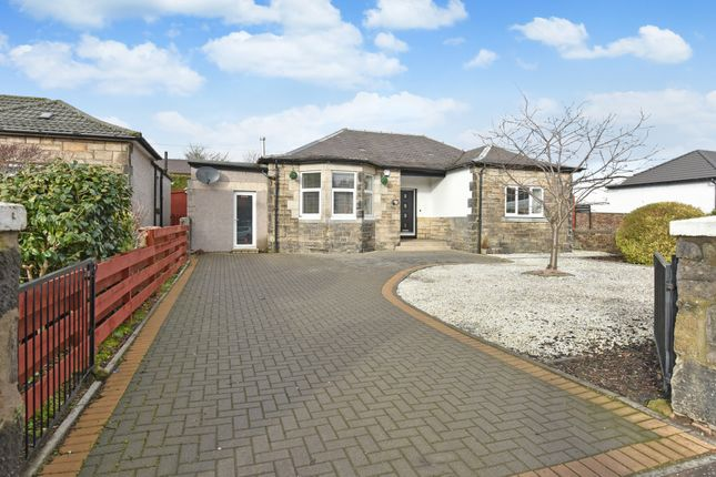 Thumbnail Detached bungalow for sale in Halbeath Road, Dunfermline