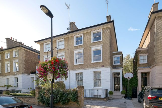 Thumbnail Semi-detached house for sale in Clifton Hill, London