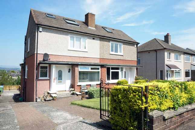Thumbnail Semi-detached house for sale in Stewarton Drive, Cambuslang, Glasgow