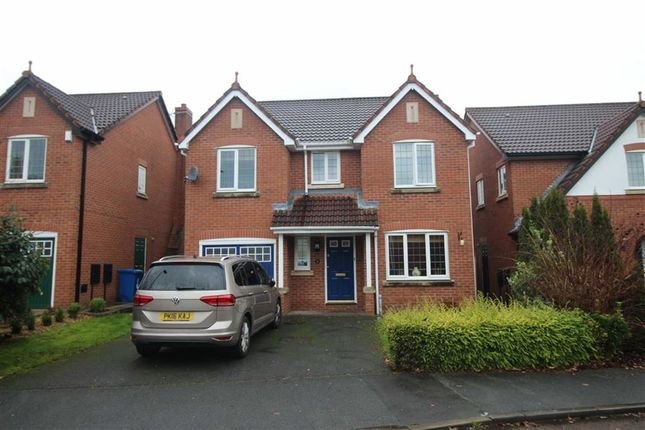 Thumbnail Detached house for sale in Caldew Close, Hindley, Wigan