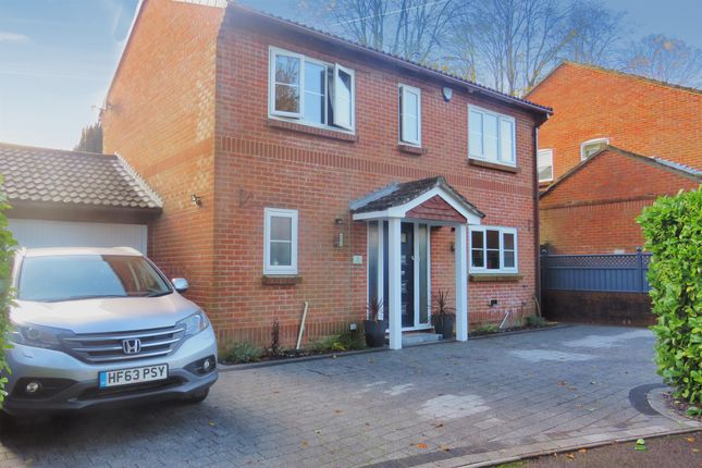 Thumbnail Detached house for sale in Davis Gardens, Blandford Forum