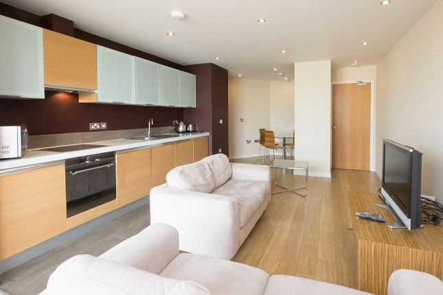 Thumbnail Flat to rent in 1 Napier Street, Sheffield