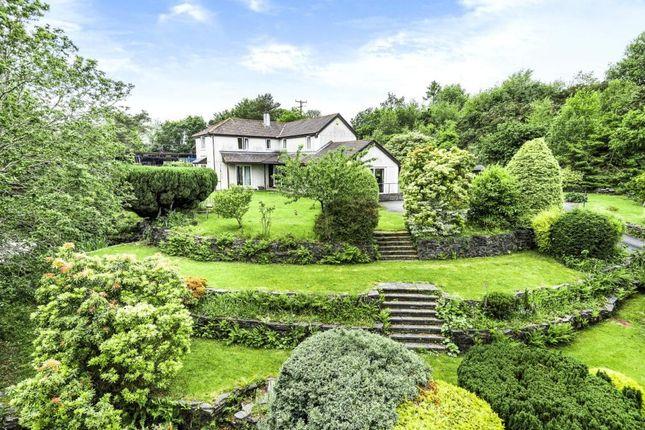 Thumbnail Detached house for sale in Harrowbarrow, Callington, Cornwall