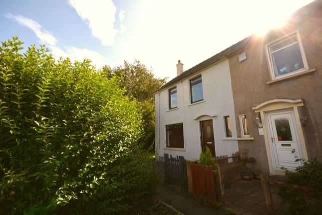 Thumbnail Terraced house to rent in Listloaning Road, Linlithgow Bridge, Linlithgow