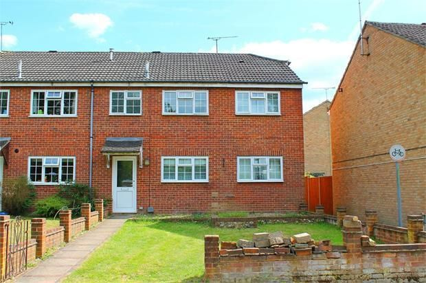 Thumbnail Flat to rent in Buckingham Way, Frimley, Surrey