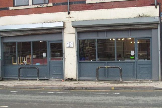 Thumbnail Restaurant/cafe for sale in Waybridge Industrial Estate, Daniel Adamson Road, Salford