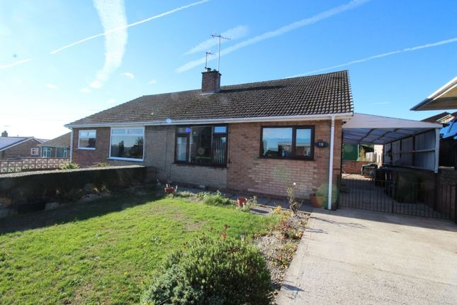 Thumbnail Bungalow for sale in Stone Lane, New Whittington, Chesterfield