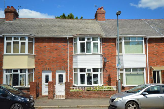 Thumbnail Terraced house for sale in Hanover Road, Exeter