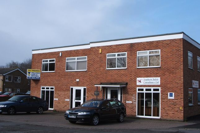 Thumbnail Office to let in First Floor Plot 5, Churchill House, Fort Fareham Industrial Site, Newgate Lane, Fareham