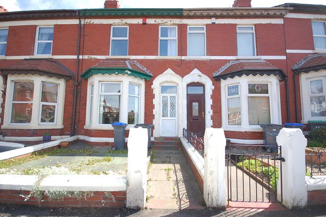 Thumbnail Terraced house to rent in Cornwall Avenue, Blackpool, Lancashire