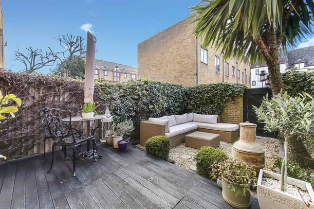 Thumbnail Terraced house for sale in Waterman Way, London