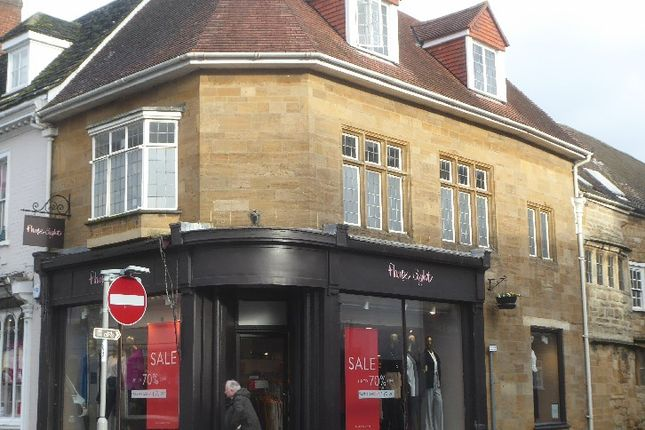 Thumbnail Retail premises to let in Cheap Street, Sherborne