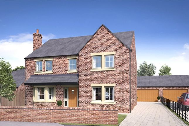 4 bed detached house for sale in House 10 - The Langthorpe, Slingsby Vale, Ferrensby, Near Knaresborough, North Yorkshire HG5