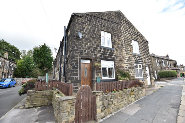 1 bed end terrace house for sale in Carr Road, Calverley, Pudsey LS28