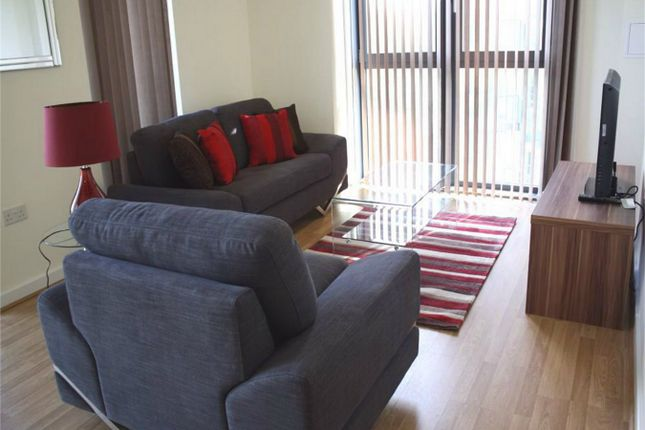 Thumbnail Flat to rent in Sky Apartments, Matchmakers Wharf, Homerton Road, London