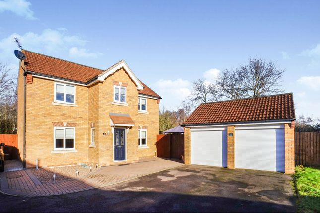 4 bed detached house for sale in South Hykeham, Lincoln LN6