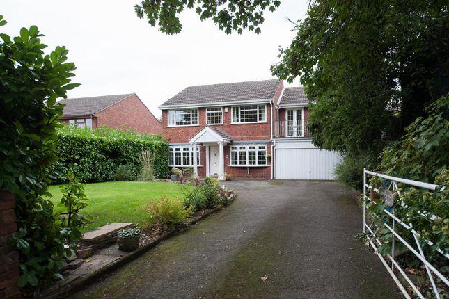 Thumbnail Detached house for sale in Haunton, Tamworth